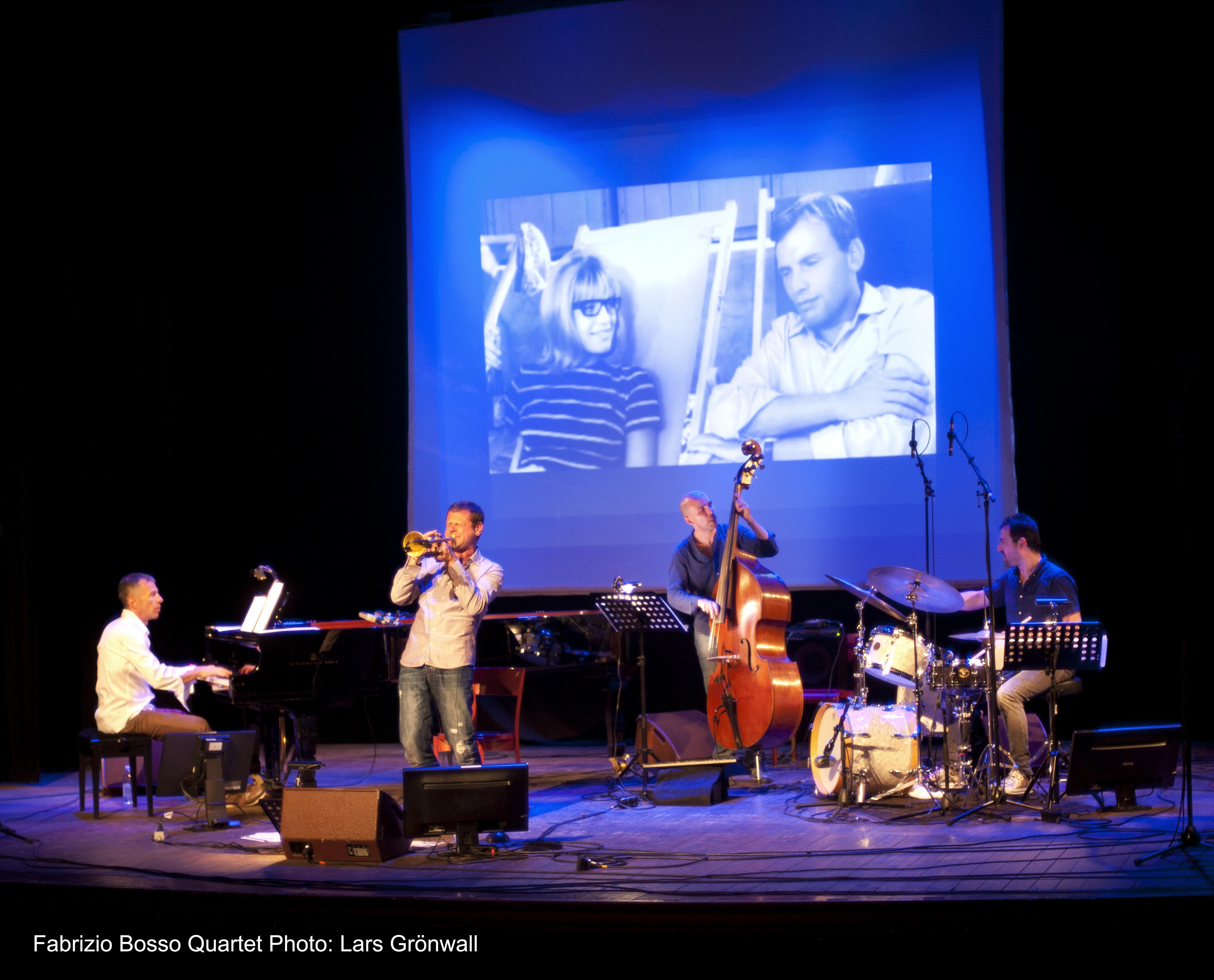 Fabrizio Bosso Quartet 2